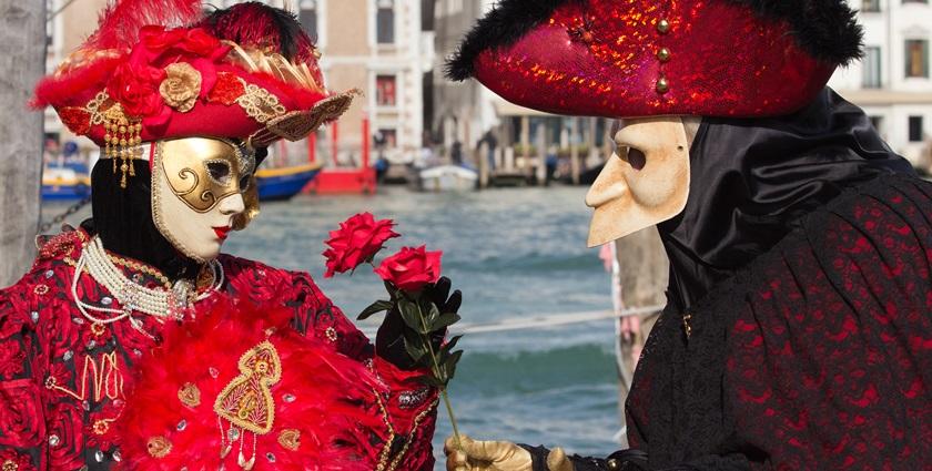 venecija, karneval