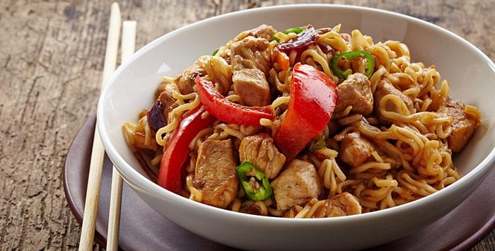 ponudadana, kineska hrana