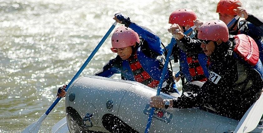 ponudadana, rafting