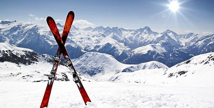 servis skija