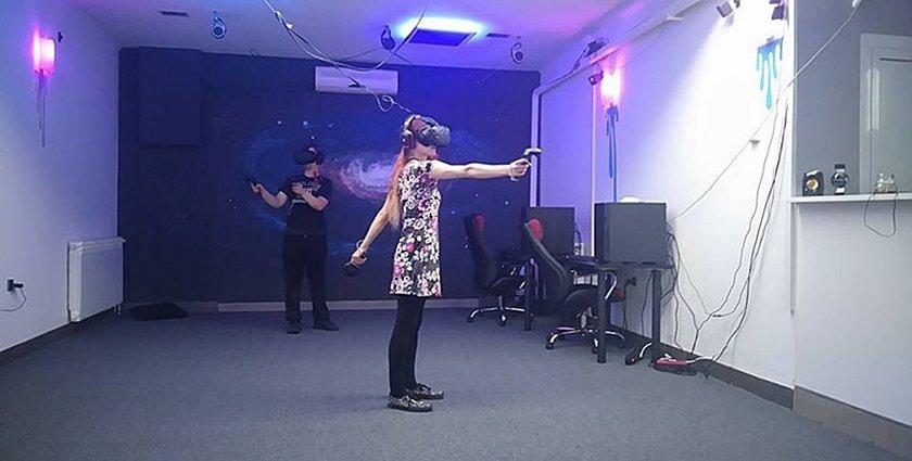 virtualni simulatora upoznavanja