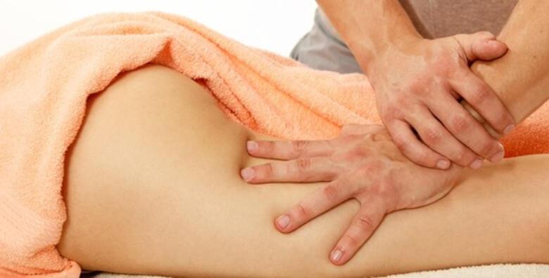 3 anticelulitne masaže i 3 limfne drenaže po licenci dr. Voddera za 699 kn!