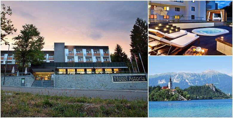 Bled, Hotel Astoria 3* - 2 noćenja s doručkom i wellnessom za dvoje za 2.249 kn!