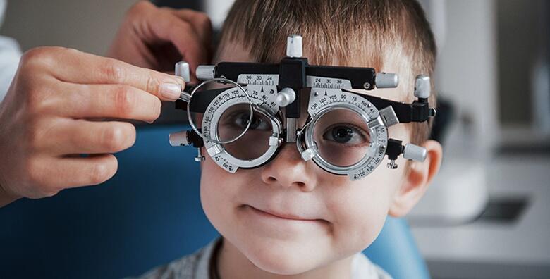 POPUST: 50% - Kompletan oftalmološki pregled za DJECU od 4. godine starosti u Poliklinici Optotim za 199 kn! (Poliklinika Optotim)