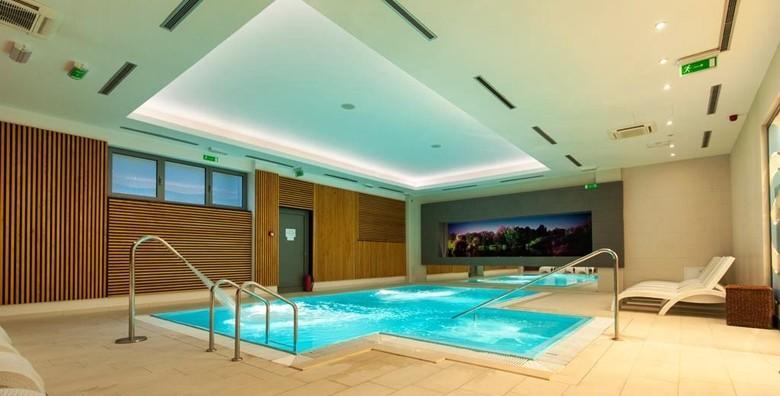 Bazeni - cjelodnevno kupanje u unutarnjem bazenu i miješana pizza za 1 osobu za 49 kn!