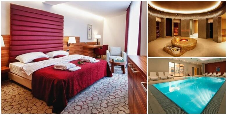 POPUST: 63% - Wellness u Hotelu Sport 4* - 1 noćenje s polupansionom za 2 osobe uz korištenje sauna, bazena i relax zone te piće dobrodošlice od 339 kn! (Hotel Sport 4*)