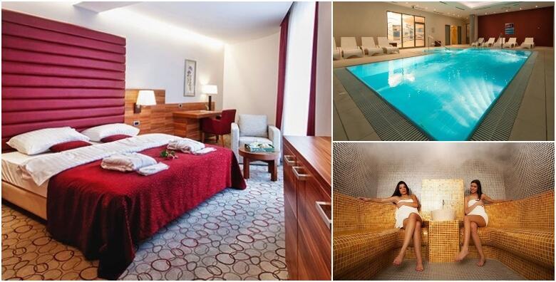 Obiteljski odmor u Hotelu Sport 4* - 2 noćenja s doručkom za 2 osobe uz izlet od 905 kn!