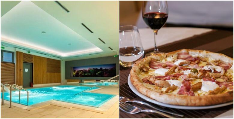 Hotel Sport 4* - razbijte monotoniju i priuštite si uživanciju uz kupanje u unutarnjem wellness bazenu + pizza za 1 osobu za samo 49 kn!
