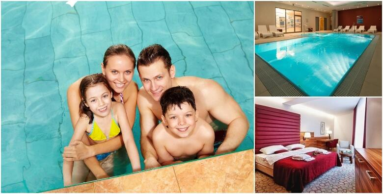 Obiteljski weekend getaway - uživajte uz 1 ili 2 noćenja s doručkom uz gratis večeru za 2 osobe + gratis paket za 1 dijete do 12 godina u Hotelu Sport 4* od 699 kn!
