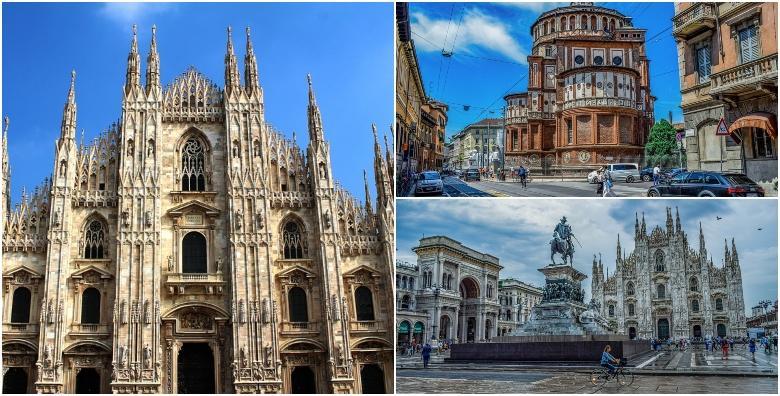 Ponuda dana: MILANO, VERONA i PADOVA Upoznajte talijansku prijestolnicu mode i gradove ljubavi, glamura i romantike - 2 dana s doručkom u hotelu 3/4* za 650 kn! (Putnička agencija ToptoursID KOD: HR-AB-01-080168730)