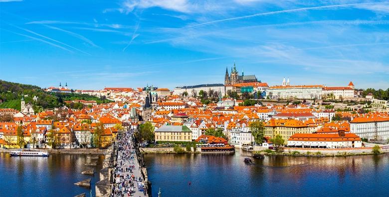 Prag i češki dvorci - 4 dana s doručkom i prijevozom za 1.090 kn!
