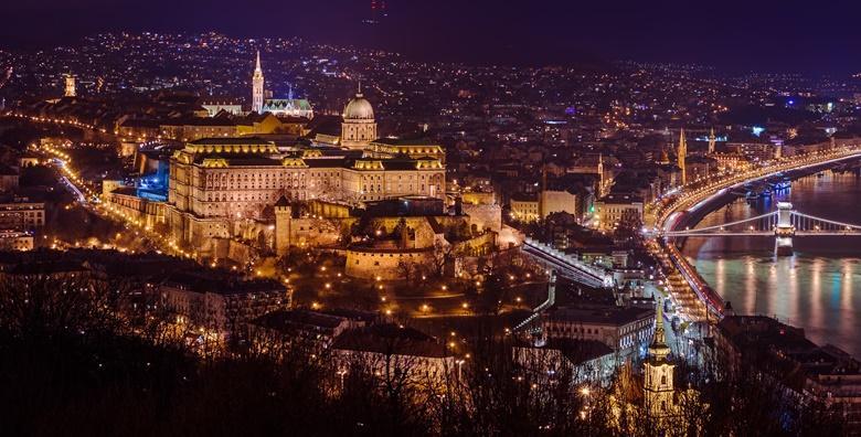 Budimpešta - 2 dana s prijevozom i doručkom u hotelu 4* za 449 kn!