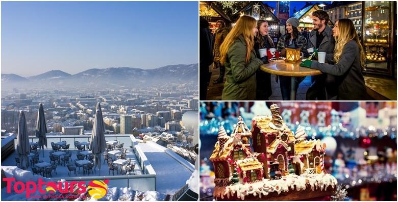 Ponuda dana: Advent u Grazu i tvornica čokolade Zotter - posjetite popularnu božićnu destinaciju u njezinom najblistavijem izdanju i uživajte u čokoladnim delicijama za 189 kn! (Putnička agencija ToptoursID KOD: HR-AB-01-080168730)