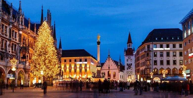 Advent u Munchenu i Innsbrucku - 2 dana s doručkom u hotelu 4* za 850 kn!