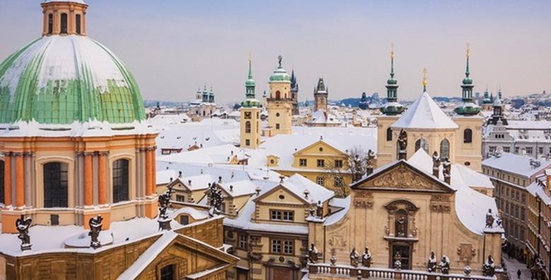 Prag i češke ljepote - 3 dana s doručkom i prijevozom za 750 kn!