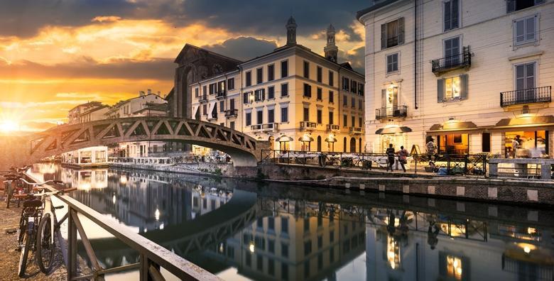 Romantično putovanje - provedite nezaboravan dan u talijanskim prijestolnicama raskoši i kulture, Milano, Verona i Padova za 690 kn!