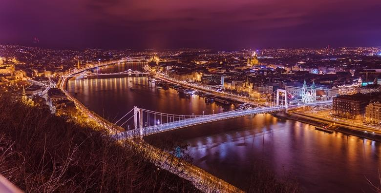 Valentinovo u Budimpešti - posjetite ovu ljepoticu na Dunavu, istražite sve njene ljepote te s užitkom proslavite dan zaljubljenih za 460 kn!