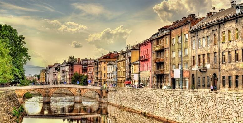 Sarajevo - 3 dana u hotelu 3* s doručkom i prijevozom za 1 osobu za 690 kn!