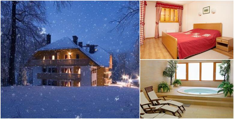 Snježna kraljica 4* - zimska avantura za dvoje uz 1 ili više noćenja s polupansionom za 585 kn!
