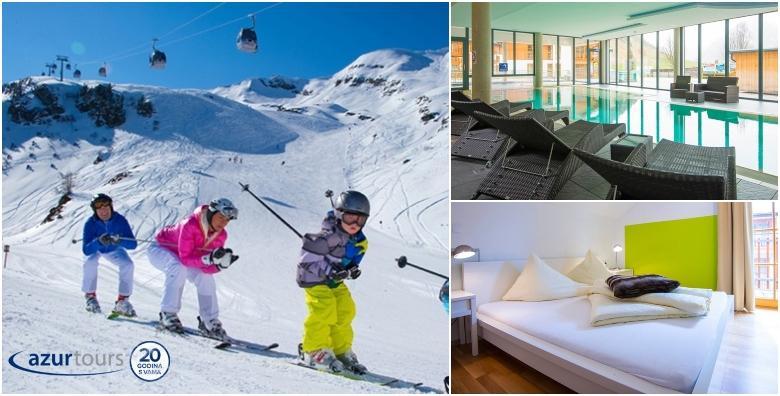 Skijanje u Austriji - 7 noćenja za 8 osoba u apartmanu 4* na samom skijalištu Rauris uz neograničeni wellness za 6.290 kn!