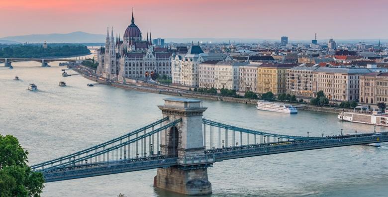 Budimpešta - 2 dana s doručkom u hotelu 3* uz uključen prijevoz za 439 kn!