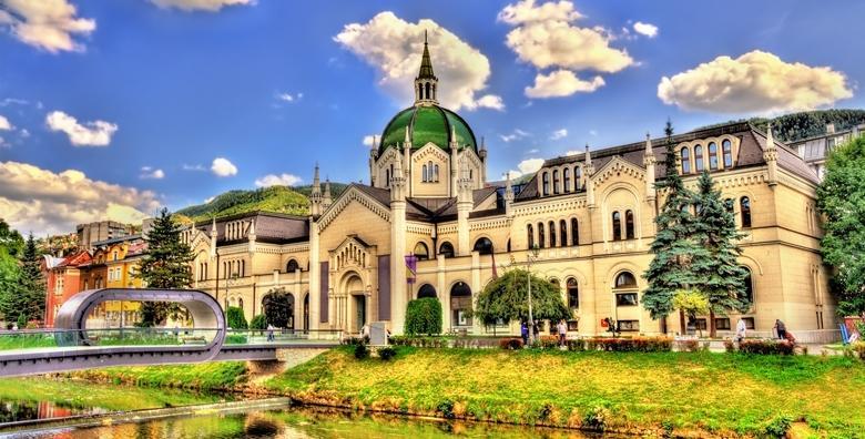 Sarajevo i Vrelo Bosne, 2 dana s doručkom u hotelu 3* uz uključen prijevoz za 419 kn!