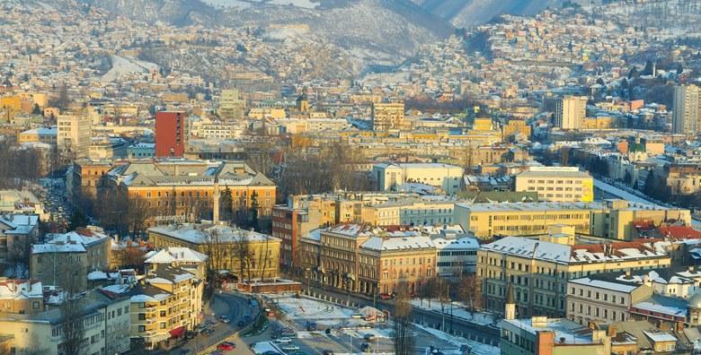 Zimski praznici u Sarajevu - 2 dana s doručkom u hotelu 3* i prijevozom za 389 kn!