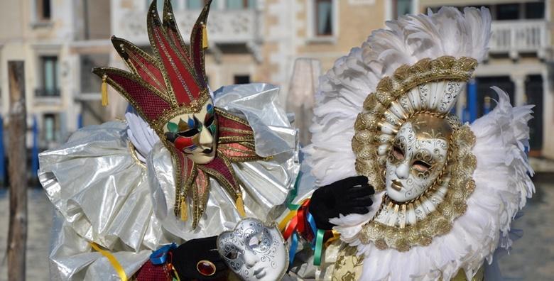 Karneval u Veneciji i otoci lagune - 2 dana u hotelu 3* s doručkom i prijevozom za 489 kn!