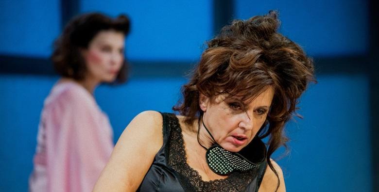 """""""Sirena i Viktorija"""" - komedija koju publika obožava - 24. 10. u Lisinskom za samo 50 kn!"""