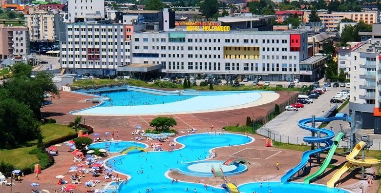 Doživite ljeto u Sarajevu - 3 ili 5 noćenja s polupansionom za 2 osobe + 1 ili 2 noćenja gratis, korištenje unutarnjeg bazena hotela, bazena Termi Ilidža i sauna od 1.779 kn!