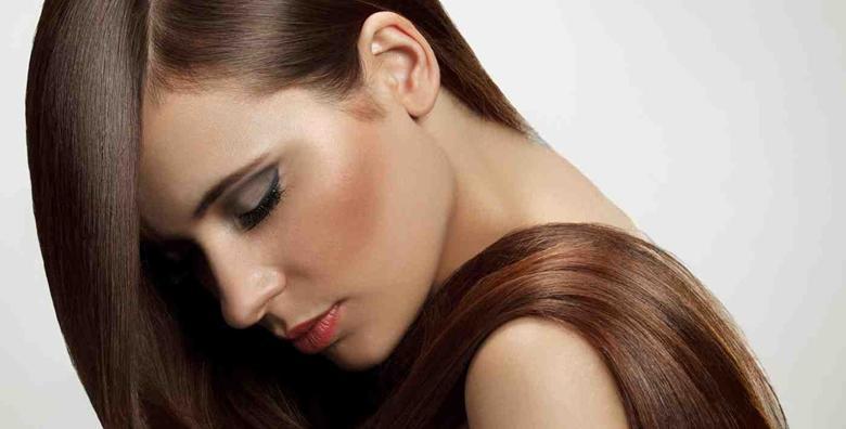 POPUST: 41% - Frizura L'Oreal Steampod peglom za kosu najnovije generacije  uz dodatni serum i kremu u beauty salonu Anna već za 59 kn! (Beauty salon Anna)