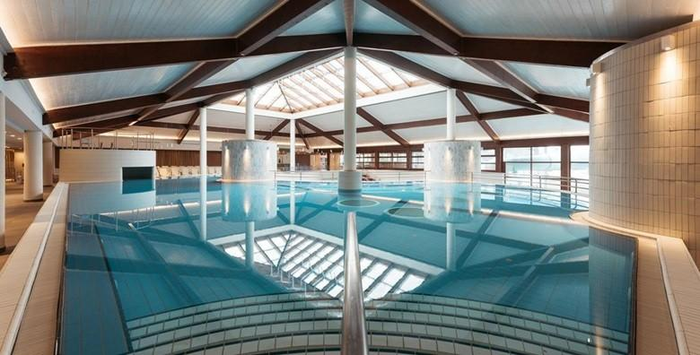 Moravske toplice**** - 1 noćenje za dvoje s polupansionom i kupanjem za 764 kn!