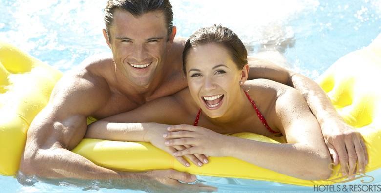 POPUST: 38% - MORAVSKE TOPLICE 2 noćenja s polupansionom za dvoje u Hotelu Ajda 4* uz garantiranu zabavu i osvježenje u atraktivnom slovenskom aquaparku za 1.792 kn! (Terme 3000, Moravske Toplice - Hotel Ajda****)