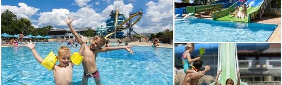 [MORAVSKE TOPLICE] Luda zabava na toboganima i bazenima! 1 noćenje s polupansionom za dvoje u Hotelu Termal 4* uz kupanje u termama za 782 kn!