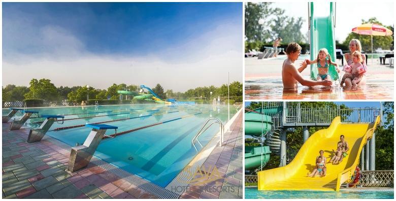 POPUST: 42% - TERME LENDAVA 1 noćenje s polupansionom za dvoje u Hotelu Lipa 3*Opuštanje u termalnim bazenima i saunama uz neograničeno kupanje za 630 kn! (Terme Lendava - Hotel Lipa 3*)