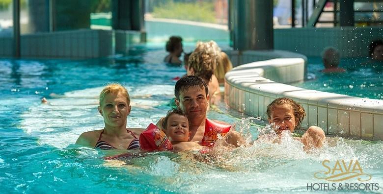 POPUST: 44% - TERME RADENCI 2 noćenja s polupansionom za dvoje u Hotelu Radin B 4* uz neograničeno kupanje u jednom od najpopularnijih slovenskih kupališta za 1.210 kn! (Hotel Radin B****)