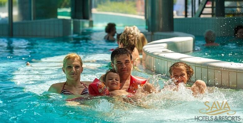 POPUST: 40% - TERME RADENCI 1 noć za dvoje u Hotelu Radin 4 B* s polupansionom i kupanjem! Ljetno osvježenje u jednom od najpopularnijih slovenskih kupališta za 679 kn! (Hotel Radin****)