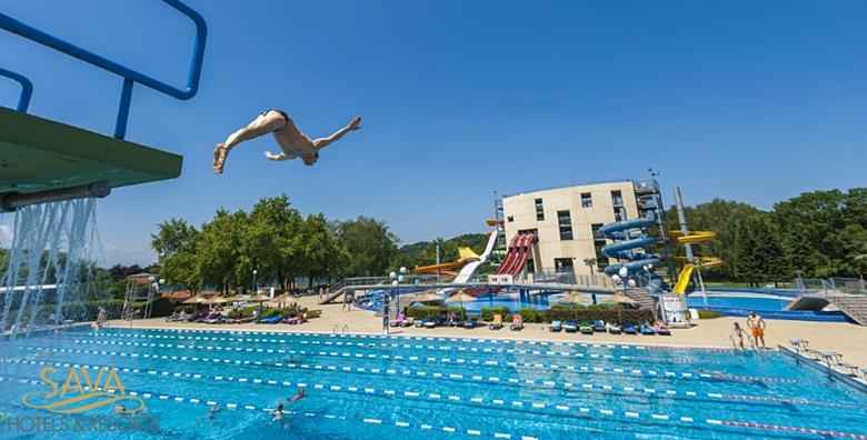 POPUST: 47% - Kupanje u Termama Ptuj - 2 noćenja s polupansionom za dvoje u Grand Hotelu Primus 4*! Spusti se niz najveći tobogan u Sloveniji i zaboravi na vrućinu za 1.563 kn! (Terme Ptuj - Grand Hotelu Primus****)