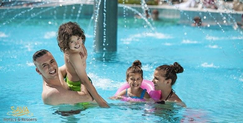 Terme Radenci, Hotel Izvir 4* - 2 noći s polupansionom i kupanjem za dvoje za 1.266 kn!