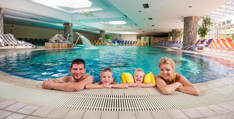 Moravske toplice - 1 noćenje s polupansionom u Hotelu Livada Prestige 5* i kupanjem za 991 kn!