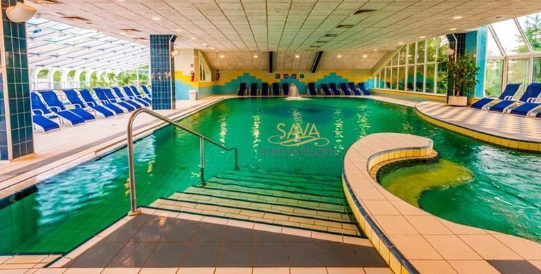Terme Lendava 3* - 1 noćenje s polupansionom te korištenjem bazena i sauna za dvoje za 626 kn!