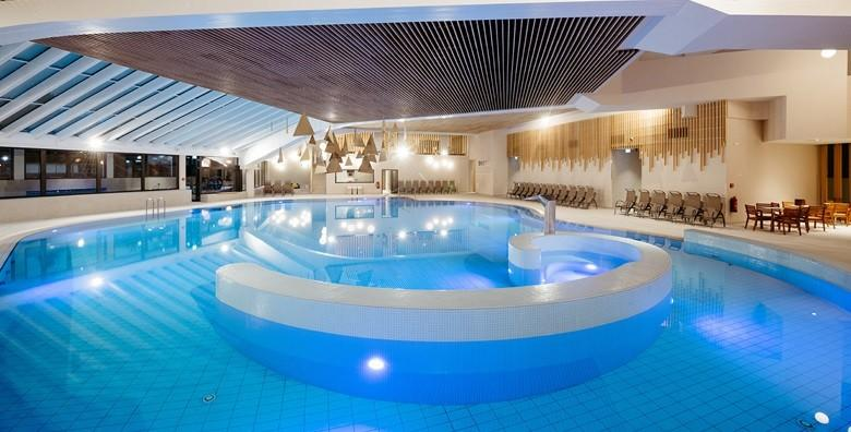 POPUST: 36% - Terme 3000 - 2 noćenja s polupansionom za dvije osobe u Hotelu Ajda 4* uz neograničeno kupanje u bazenima i korištenje sauna od 1.780 kn! (Terme 3000 – Moravske Toplice)