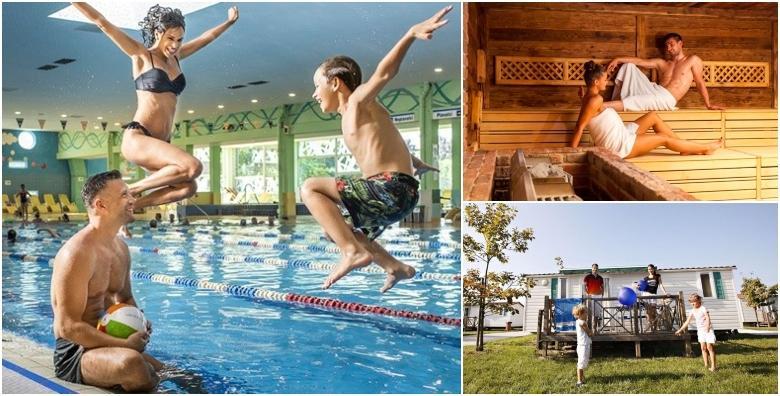 Terme Ptuj 3* - 1 noćenje za 2 osobe s polupansionom, bazenima i saunom za 481 kn!