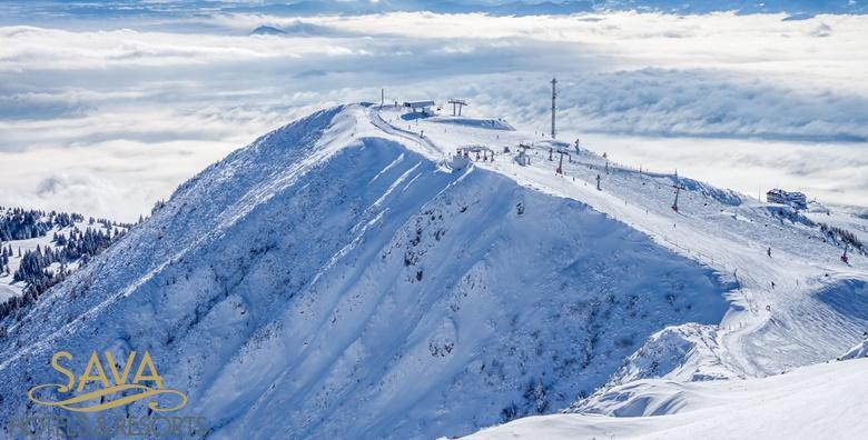Slovenija skijanje - 2 ili 3 noćenja uz polupansion u hotelu 4*, uključen ski pass od 2.360 kn