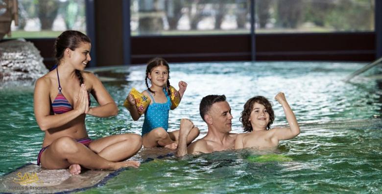 Terme Lendava - 1 noćenje s polupansionom za dvoje u Hotelu Lipa 3* uz neograničeno kupanje u termalnim bazenima za 637 kn!