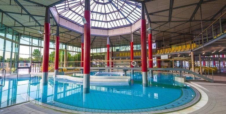 POPUST: 40% - Terme Radenci - 1 noćenje s polupansionom za dvoje u Hotelu Radin B 4* uz neograničeno kupanje u jednom od najpopularnijih slovenskih kupališta za 670 kn! (Hotel Radin 4*)