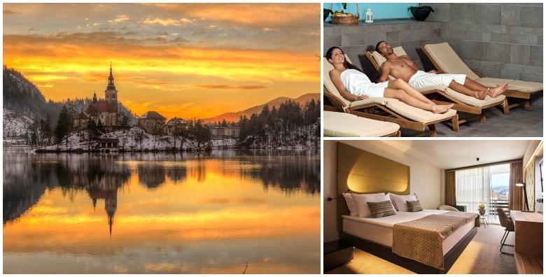 WELLNESS NA BLEDU - 1 ili 2 noćenja s doručkom za dvoje u Hotelu Rikli Balance 4* S, uz neograničeno kupanje u termalnim bazenima od 917 kn!