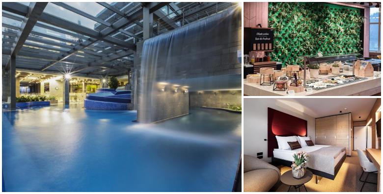 Ponuda dana: Wellness iskustvo na Bledu - 1 noćenje s doručkom u Hotelu Rikli Balance 4* uz neograničeno kupanje u termalnim bazenima za 917 kn! (Hotel Rikli Balance****S)