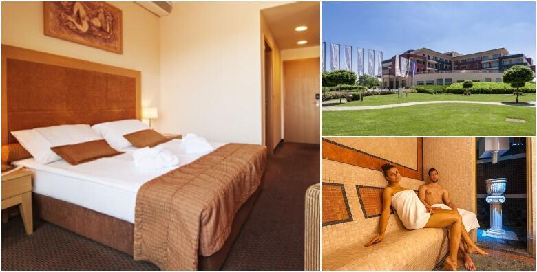 POPUST: 48% - Terme Ptuj, Grand Hotel Primus 4* - 2 noćenja za dvoje s polupansionom uz kupanje u bazenima hotela i ulaz u termalni park od 1.552 kn! (Terme Ptuj - Grand Hotel Primus 4*)
