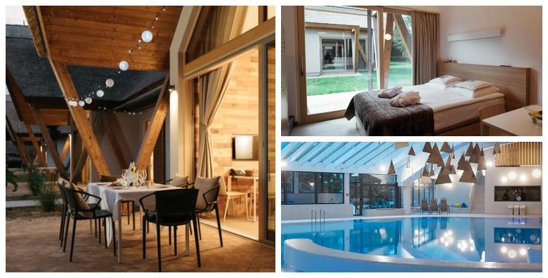 Terme 3000, Hotel Ajda 4* - 1 noćenje za 4 osobe s polupansionom,kupanjem i saunom od 1.153 kn!